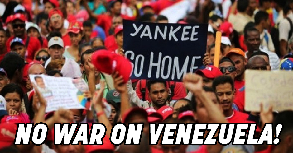 No war on venezuela