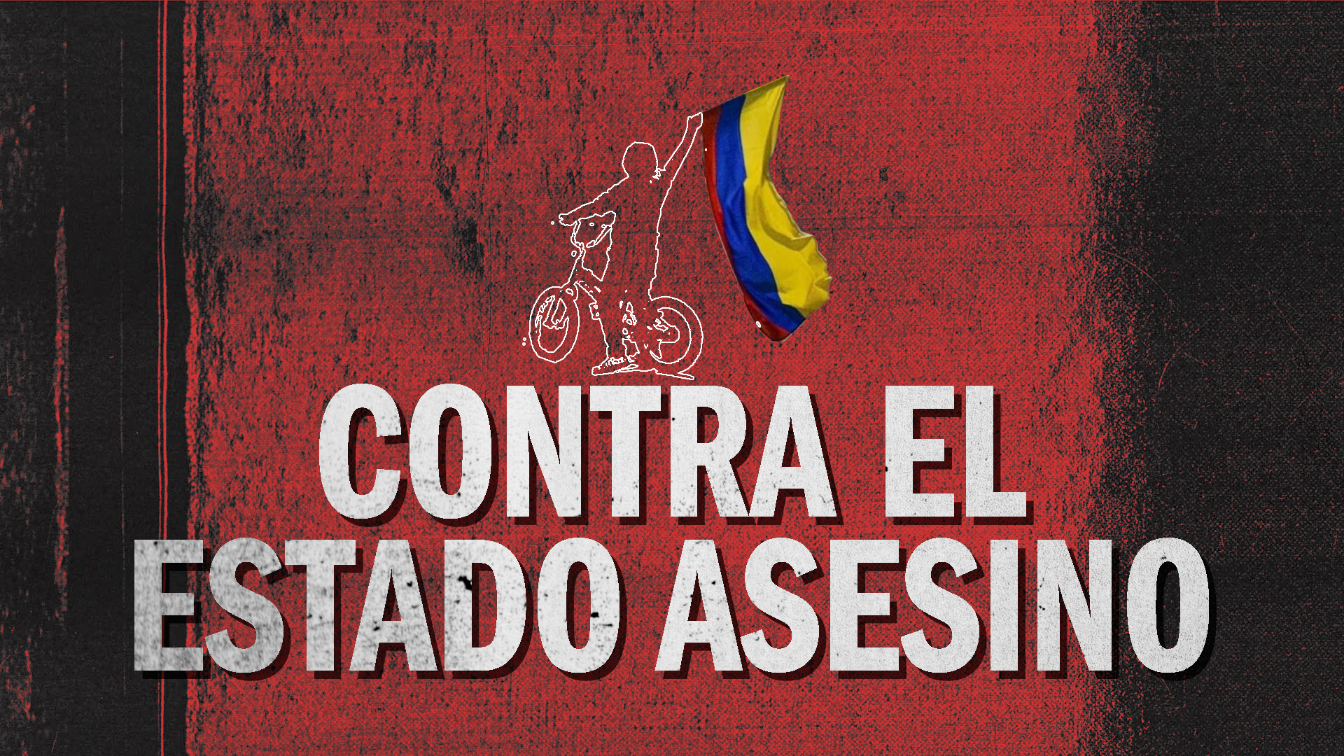 solidarity with Colombia